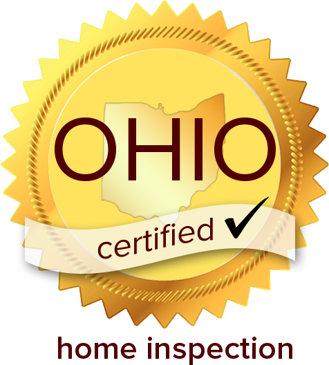 dayton home inspection ohio certified home inspection logo